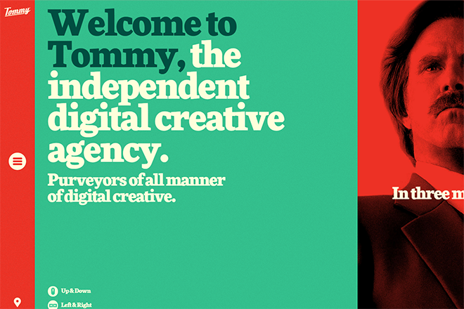 Tommy _ Digital Creative Agency