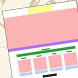構成図で考えるWebのレイアウトデザインのスキルアップ方法