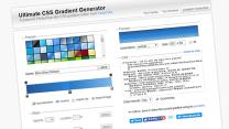 CSS3のグラデーションジェネレーター「Ultimate CSS Gradient Generator」が便利すぎてヤバかった